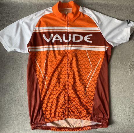 Koszulka rowerowa kolarska firmy VAUDE rozmiar L