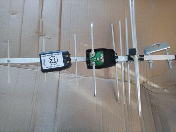 Т2 Антенна DVB_24КА  2м.