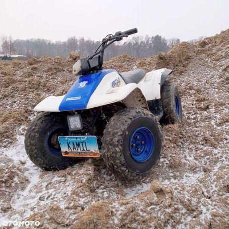 Yamaha Grizzly Quad YAMAHA BREZZE/GRIZZLY 125cm3 Ledy Nowy Akumulator
