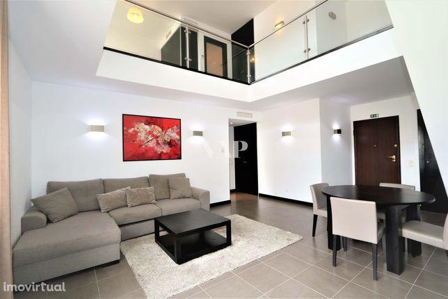 VILAMOURA - Fantástico apartamento T1 duplex