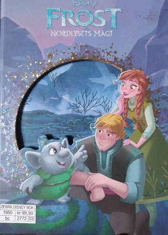 Видання Disney. Дитяча книга на норвезькій мові.