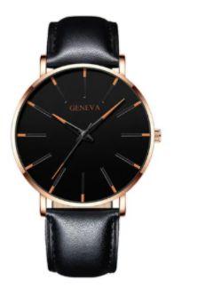 Elegancki zegarek kwarcowy dla Panów