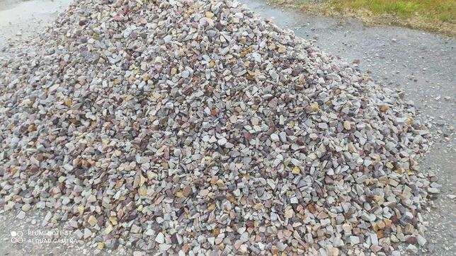 Kliniec 4-31 kamień drogowy ozdobny ogrodowy tłuczeń