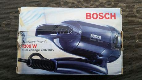 Фен дорожный Bosch 1200 W, PHD1100, новый