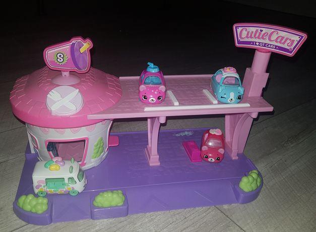 Garaż i samochodziki Cutie cars