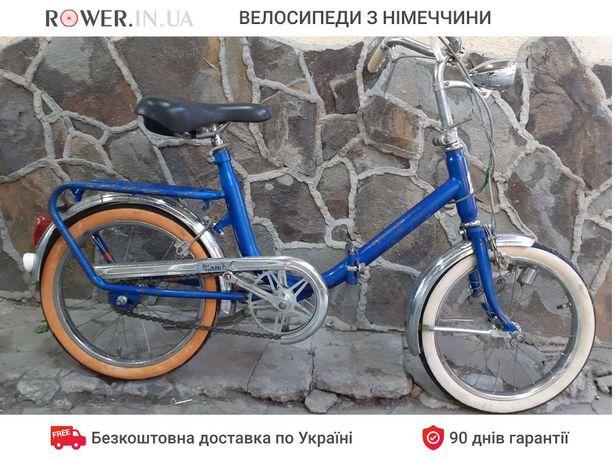 Складний велосипед бу Bianchi 16 M / Складной велосипеды