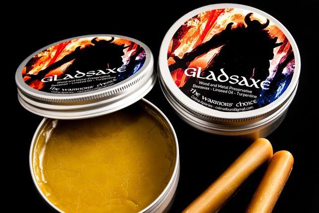Creme de cera de abelha para Madeiras e Metais de exterior –Gladsaxe