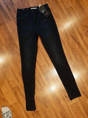 Levi's 721 High rise skinny fit Jeansy jeans damskie 29 34 nowe czarne