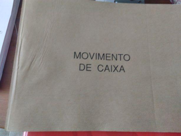 Livro Movimento de Caixa