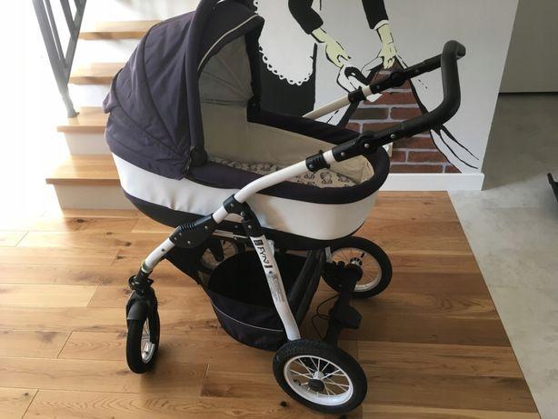 Jedo Fyn Memo Alu - Wózek dziecięcy 2w1 (gondola+spacerówka) pełne
