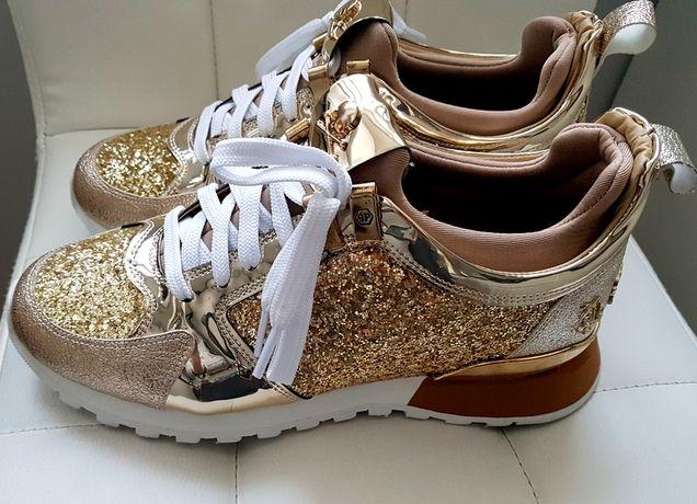 Adidasy Philipp Plein sneakersy roz 38 nowe