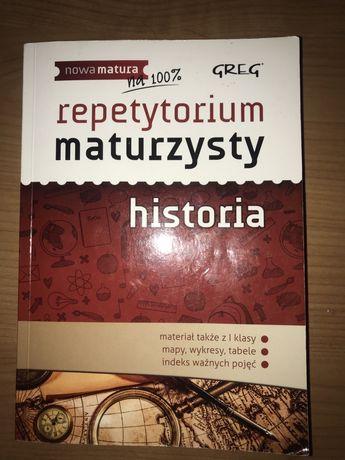 Repetytorium maturzysty historia GREG