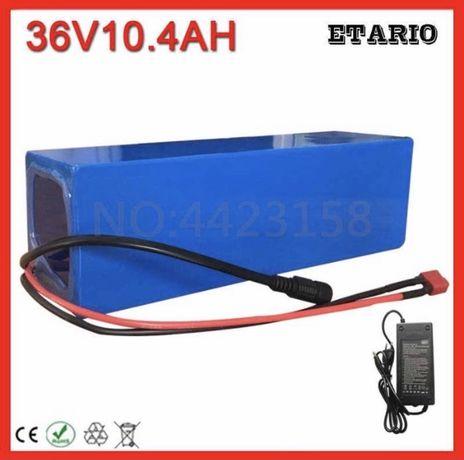 Батарея  аккумулятор 36v 14.5Aч для электровелосипеда сбмс 21700 18650