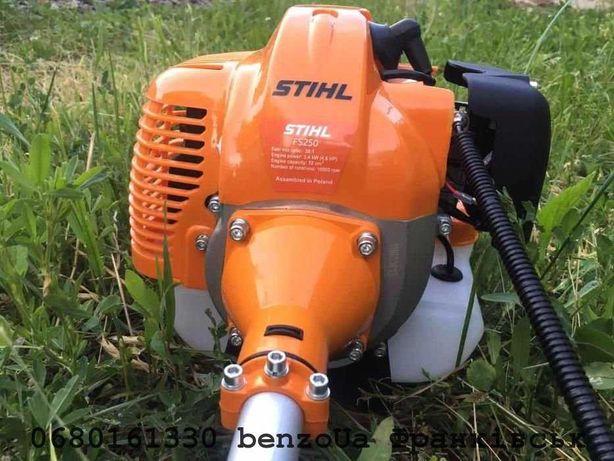 Бензокоса тример кущоріз STILH (Штіль) FS 250 3.4 кВ