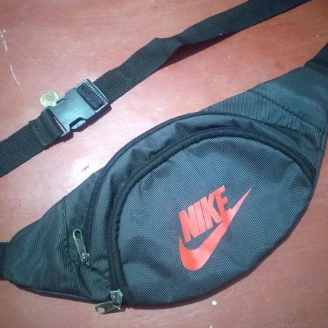 СРОЧНО! Сумка на пояс (Nike) Бананка Барыжка