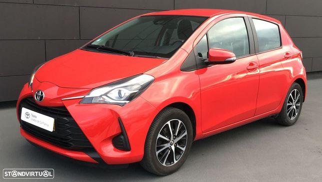 Toyota Yaris Yaris 1.0 5P Comfort