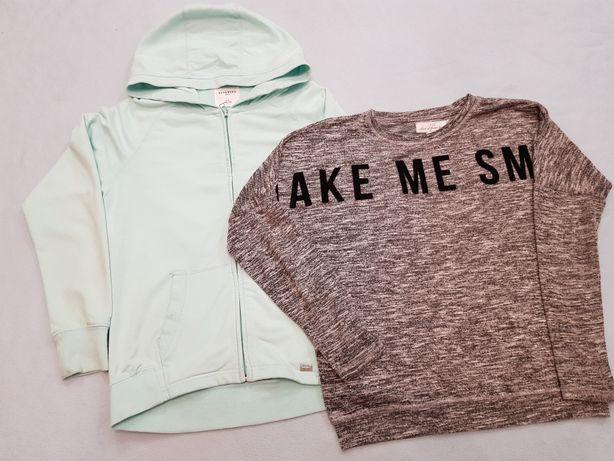 Ubrania dla dziewczynki r.146