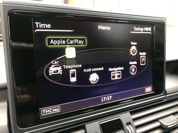 Carplay Bmw Audi VW Porsche Android Auto
