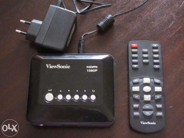 Viewsonic vmp30 digital media player