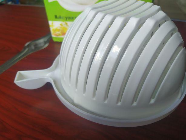 Овощерезка для салатов Salad Cutter Bowl