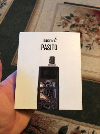 Подсистема Pasito Rebuildable Smoant Pod System