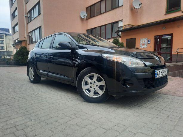 Renault Megane (Рено Меган) 2012