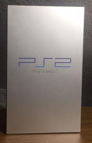 Consola  PS2 FAT Silver