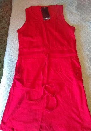 Sukienki nowe ze sznureczkiem S