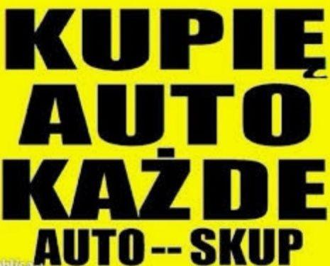 Skup Aut w każdym stanie złomowanie pojazdów kasacja