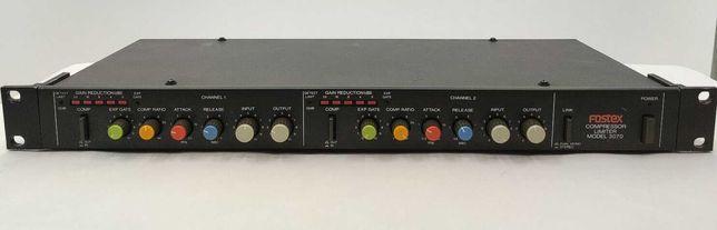 Fostex 3070 Compressor/Limiter