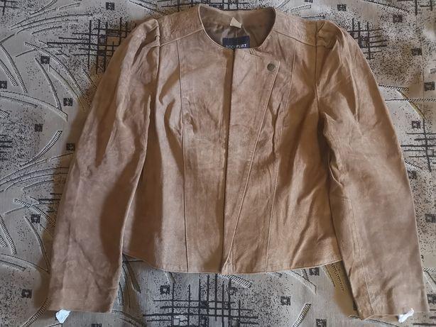 Замшевая куртка BodyFlirt