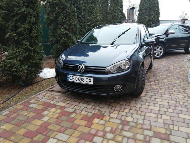 Продам Volkswagen Golf 6 2012 год