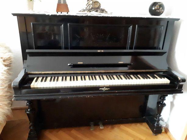 Pianino Wallsman Breslau