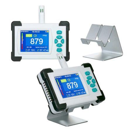 Измеритель уровня СО2 в помещении (качество воздуха) SR510