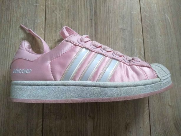 Adidas Adicolor P5 Pink Series Vintage Superstar 36 i 2/3 super model