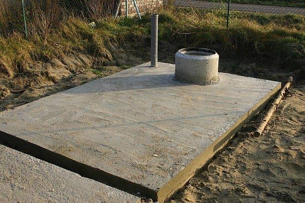 Zbiornik betonowy na szambo, Zbiorniki na ścieki, Szamba betonowe