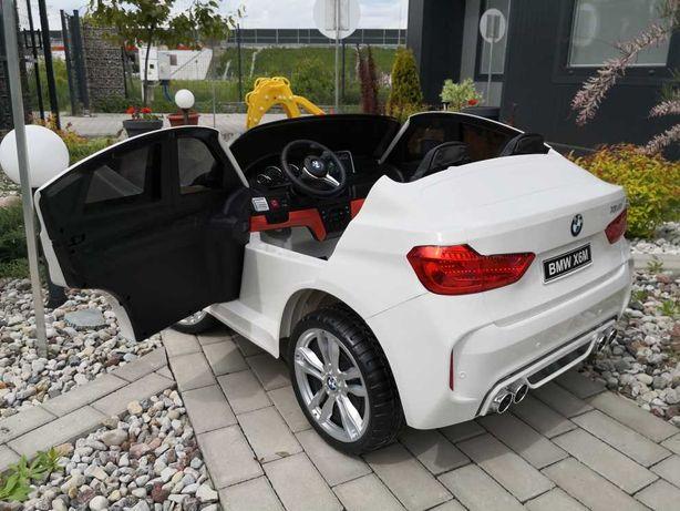 DWUOSOBOWE BMW Auto na akumulator do 50KG+pilot+pokrowiec!