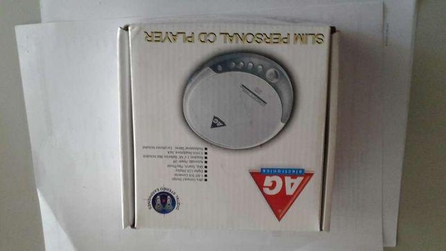 Leitor de cd portatil