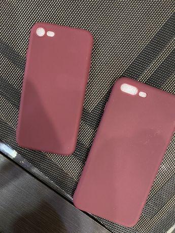 Чехол айфон 7 и 8+