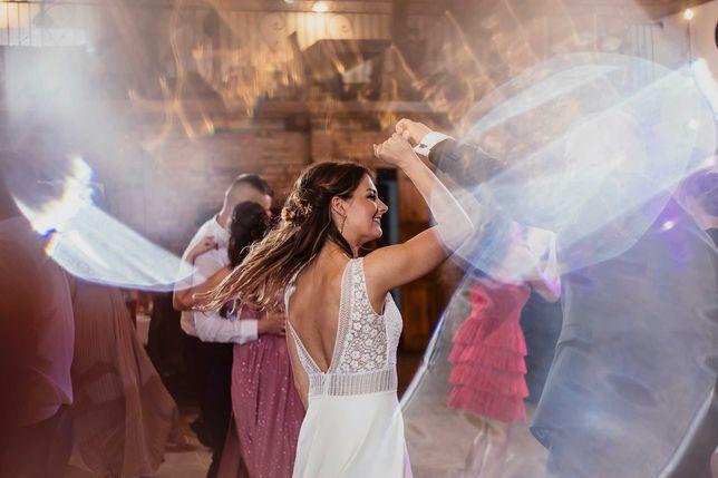suknia ślubna roz. 38 krój A