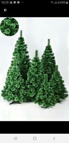 Штучні ялинки новорічні красуні