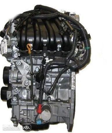 Motor NISSAN QASHQAI 1.6 16V 117Cv 2010 a 2014 Ref: HR16DE