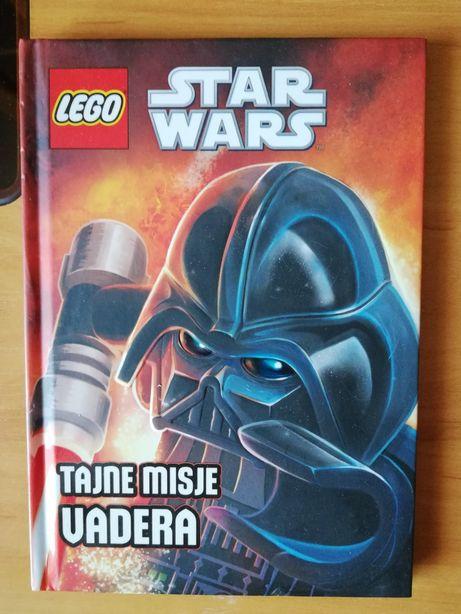 LEGO Star Wars. Tajne misje Vadera. Książka dla dzieci, i nie tylko :)