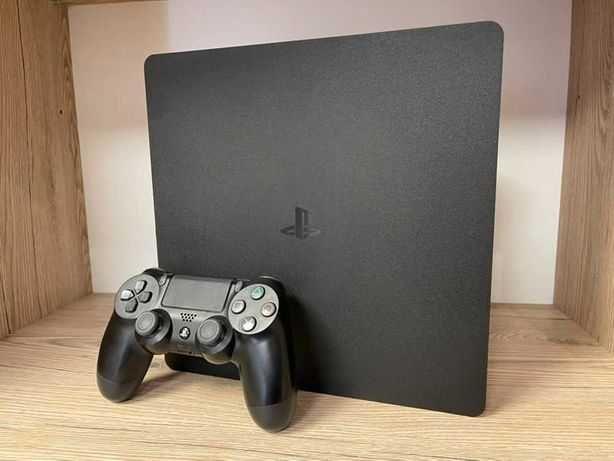 PlayStation 4 Slim 1TB Zadbany