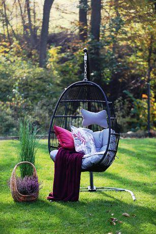 Fotel wiszący sznurkowy nowość