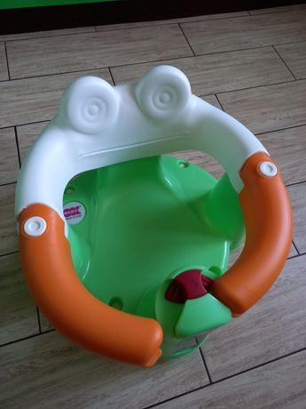 кресло ванночка стульчик для купания Baby Crab с присосками