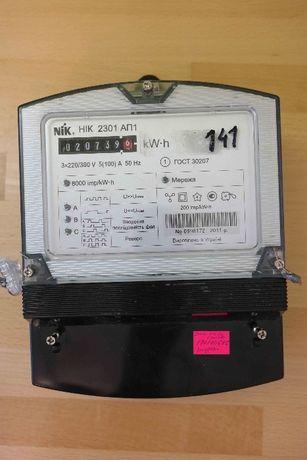 Трехфазный счетчик NiK 2301 АП1