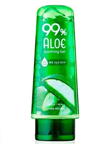 Гель з алое Etude House 99% Aloe Soothing Gel