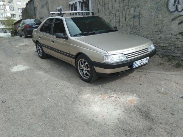 Peugeot 405 1.9 SRI 1989
