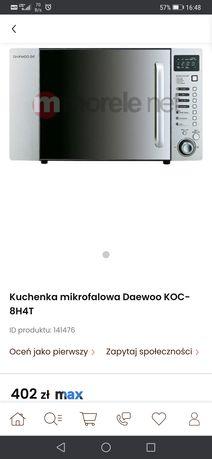 Mikrofalówka Daewoo KOC-8H4T
